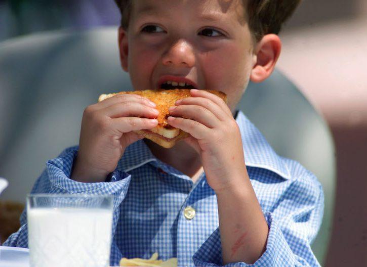 Colazione salata per un rientro a scuola a tutta energia