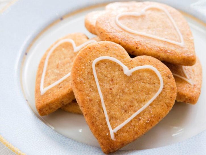 Biscotti di pasta frolla integrale - Credits: Corbis