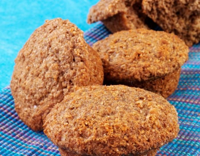 Come fare i muffin integrali