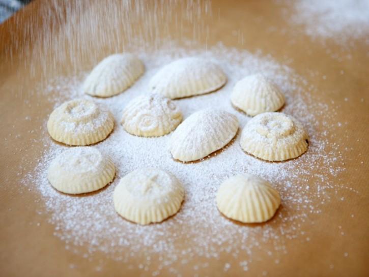 La ricetta dei biscotti con la farina di riso