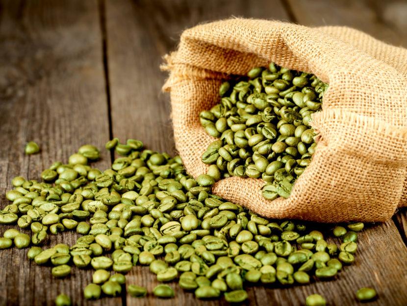 Dimagrire con il caffè verde