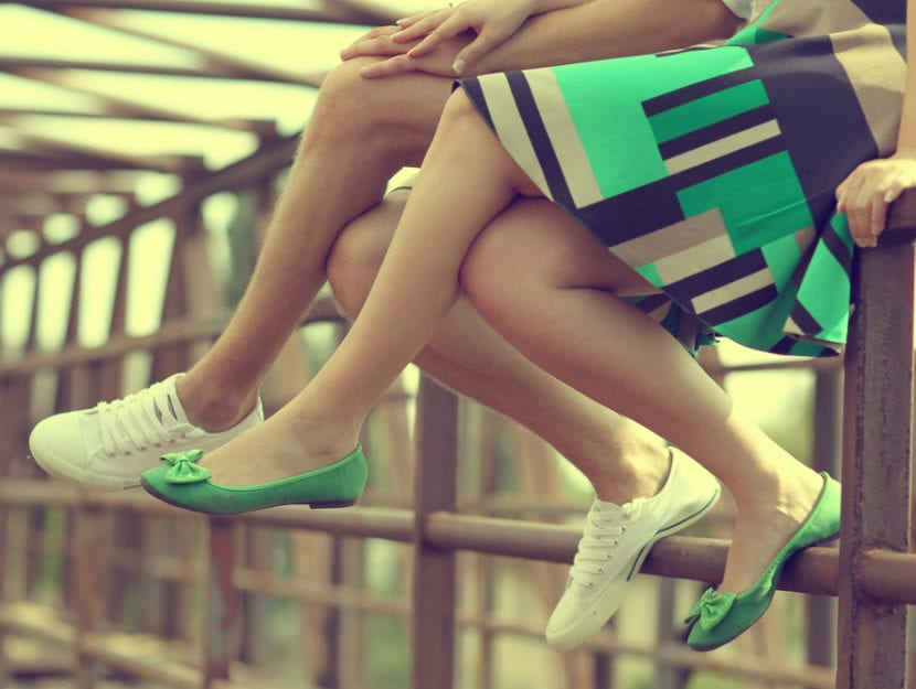 scarpe basse che fanno male
