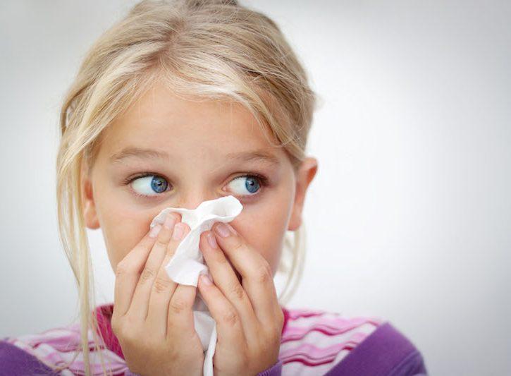 Rimedi naturali per i primi raffreddori