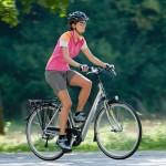 Con la bici elettrica conti i battiti del cuore e dimagrisci