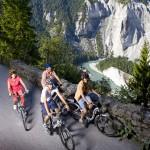 Con la bici elettrica regoli la velocità e alleni il fiato