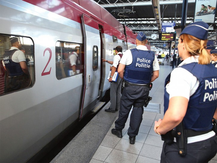 Treni sicurezza polizia