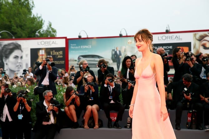 'Black Mass' Premiere - 72nd Venice Film Festival