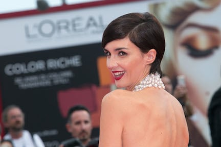 Paz Vega Red Carpet