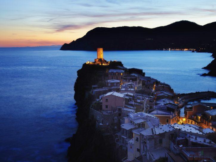 Trekking in Liguria