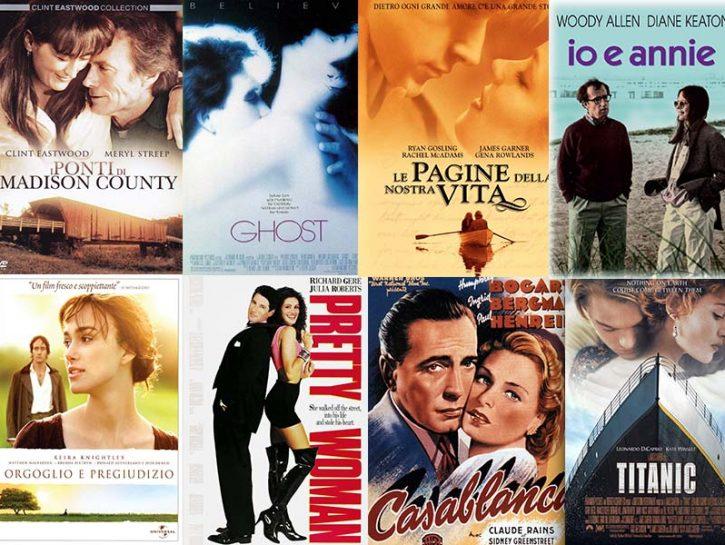 Dieci film romantici