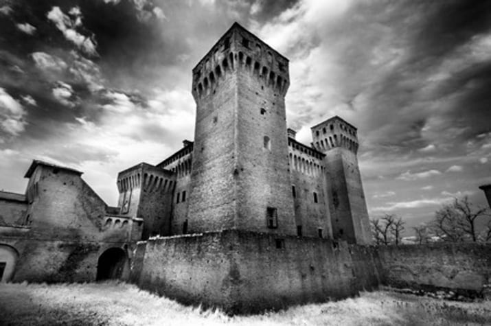 Castello della Rocca di Vignola Wiki loves monuments