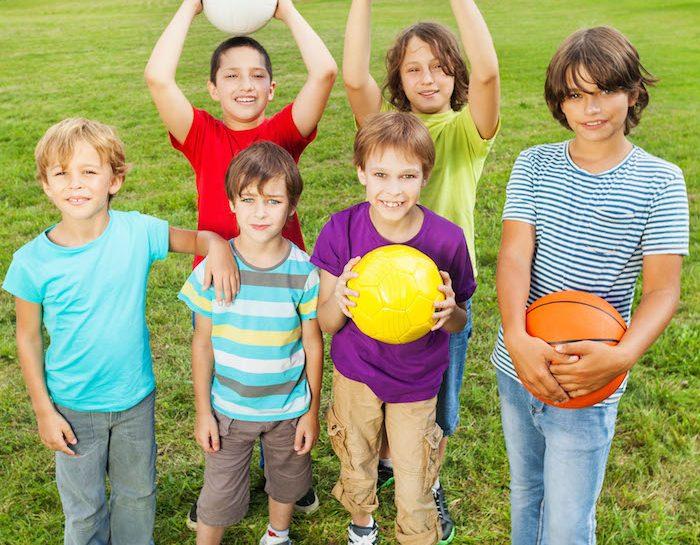 I vantaggi degli sport di squadra