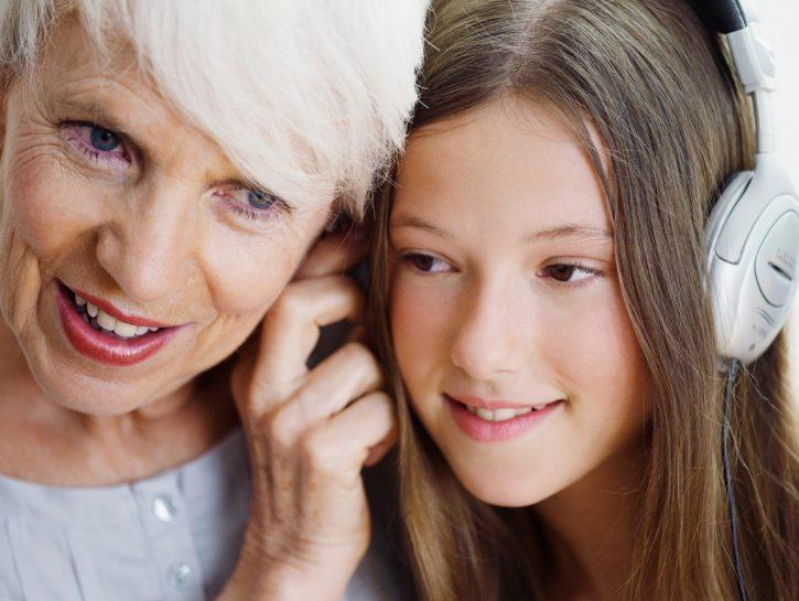 Diventare nonna