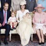 Regna Elisabetta con William e Kate