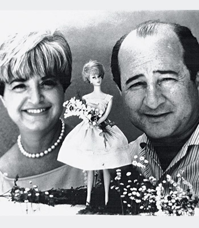 mamma e papà di Barbie