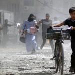 Il dramma dei siriani