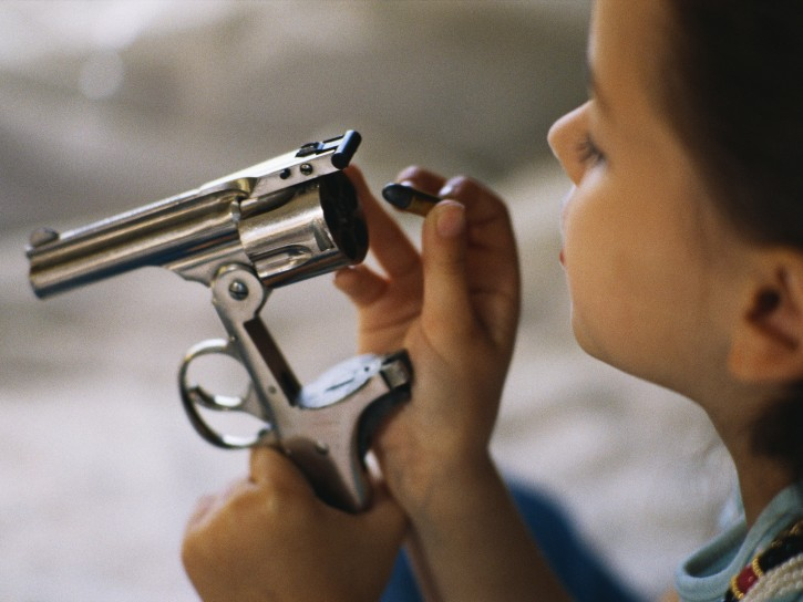 armi bambini Usa