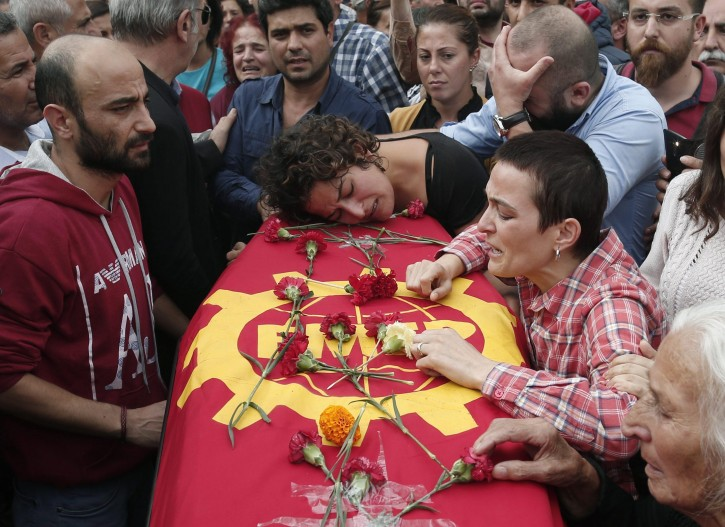 bombe turchia