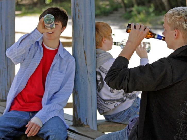 adolescenti italiani e alcol