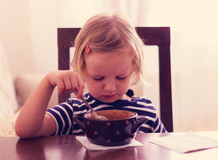 Come far mangiare le verdure invernali ai bambini
