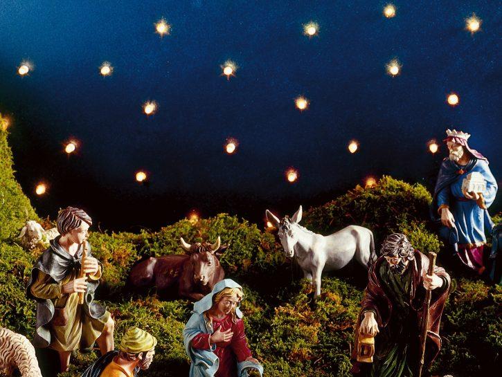 Presepe di Natale: decorazioni fai da te casa