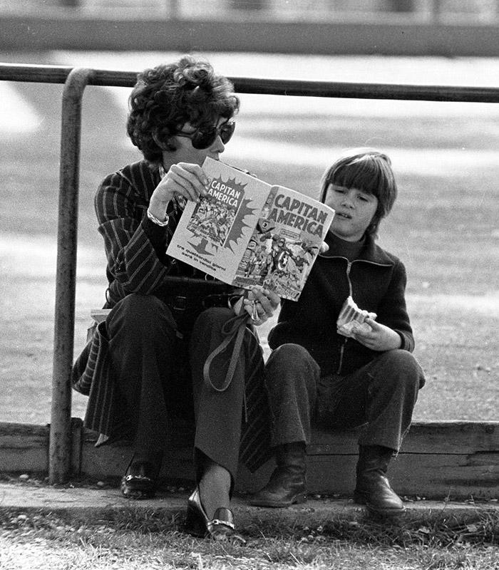 A.Hepburn e figlio Luca
