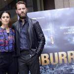 Alessandro Borghi e Greta Scarano, tra gli interpreti del film Suburra