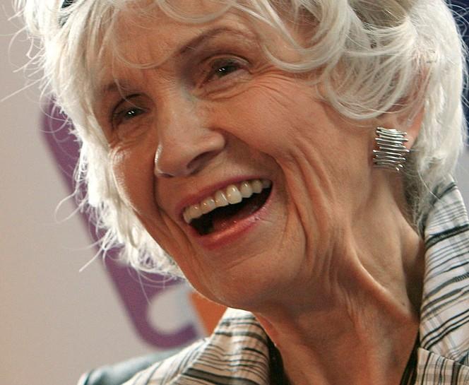Alice Munro, Nobel per la Letteratura 2013