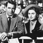 Cary Grant e Ingrid Bergman