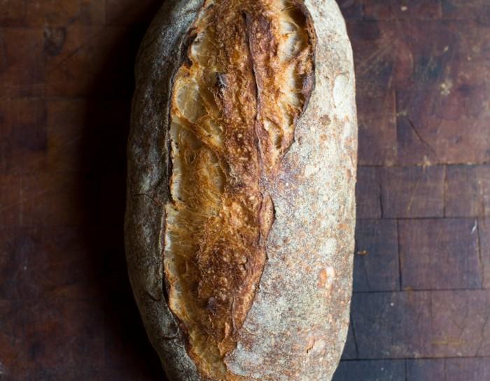 Come fare il pane con la farina di ceci
