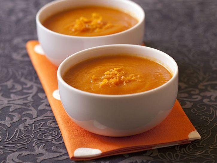 Come fare la zuppa di zucca
