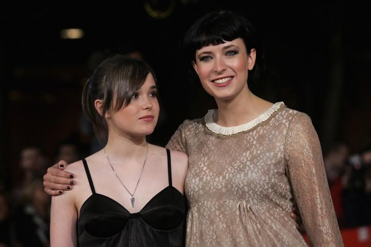 Ellen Page e Diablo Cody - film Juno