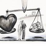 Falso mito numero 5: la comunione dei beni è un atto d'amore