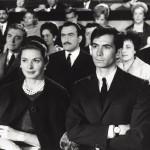 Ingrid Bergman e Anthony Perkins