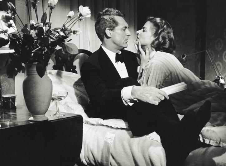 Ingrid Bergman e Cary Grant
