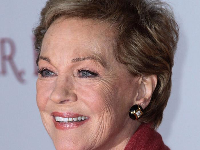 Julie Andrews 2013