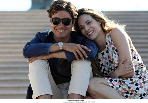 Laura Chiatti e Riccardo Scamarcio
