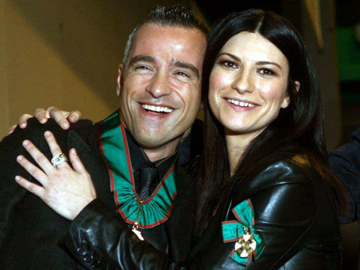 Laura Pausini e  Eros Ramazzotti 2006