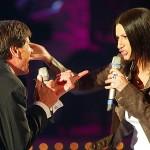 Laura Pausini e Gianni Morandi 2003