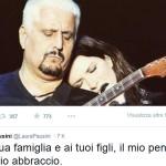 Laura Pausini e Pino Daniele