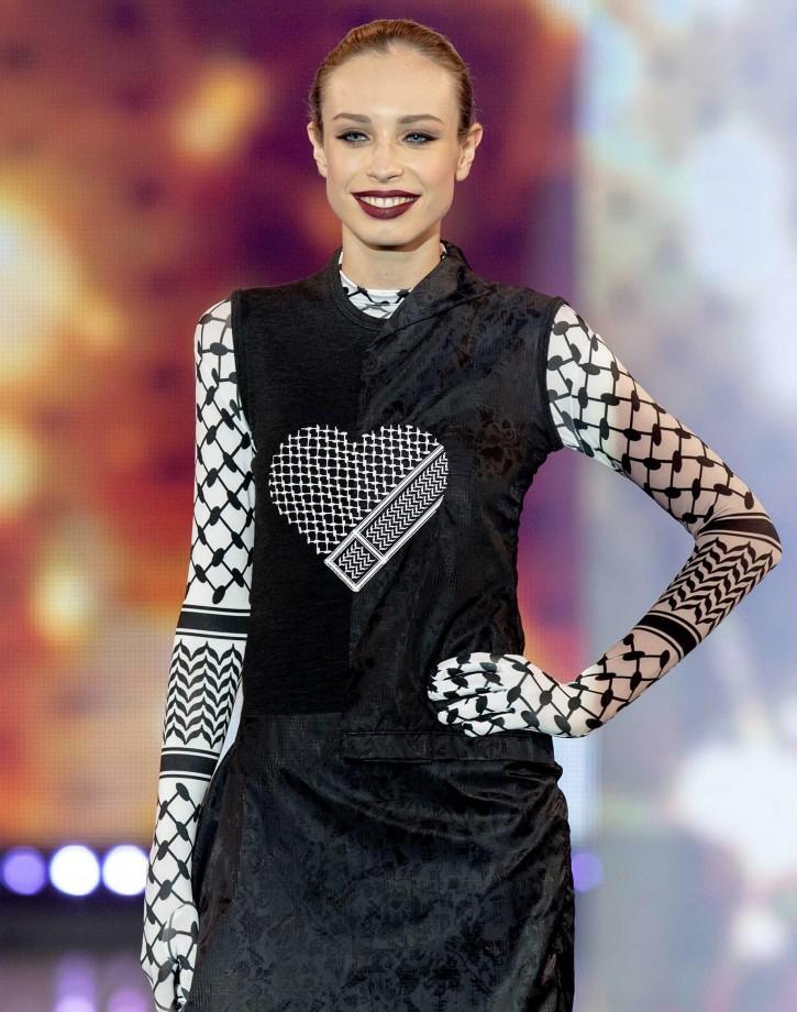 Loiza Lamers, top model transgender