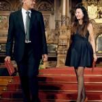May-Britt Moser e il marito Edvard Moser, Nobel per la medicina 2014
