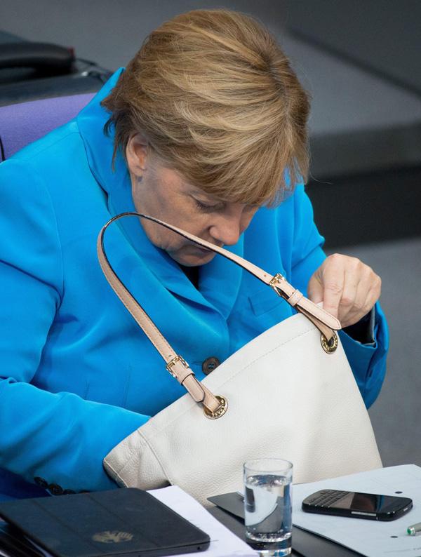 Merkel 2015 borsa