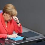 Merkel 2015 pensierosa