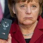 Merkel Blackberry