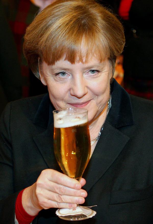 Merkel birra
