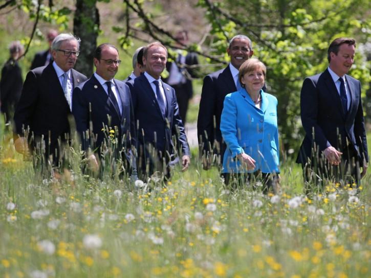 Merkel politici