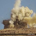 Palmira distruzione