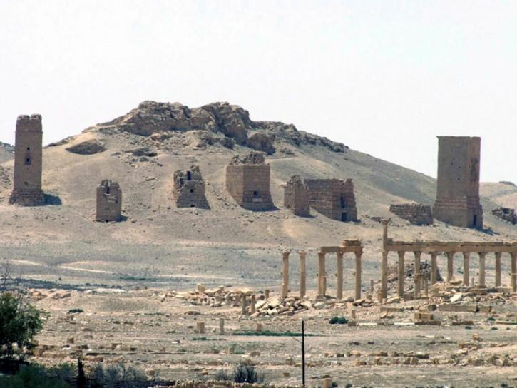 Palmira rovine Siria
