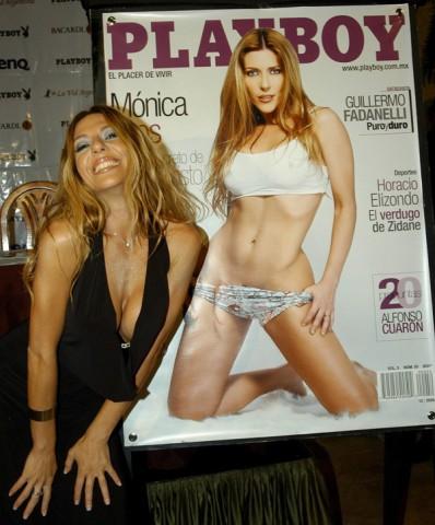 Playboy Monica Ayos
